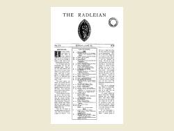 The Radleian 1939 - No. 579 June