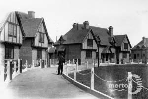 Mitcham Garden Village: Built 1928 -1932