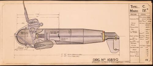 Paravane design p22