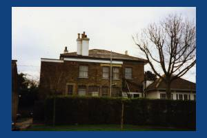 Blagdon House, Beverley Way, West Barnes