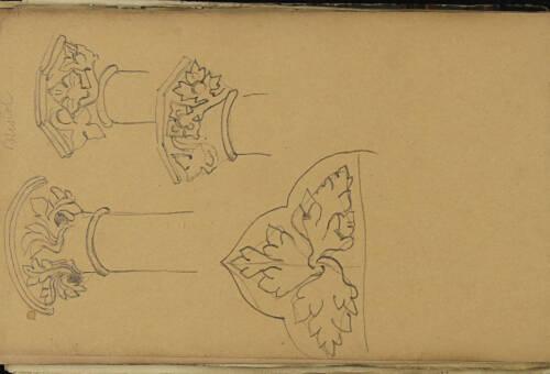 Page 43 of sketchbook 1