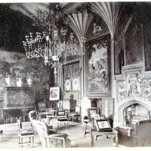 Drawing Room, Eastnor Castle