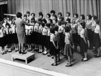 Rowan Road County Secondary School: Choir