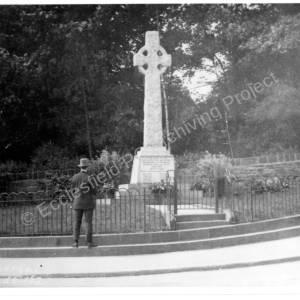 War Memorial, Norfolk Hill, Grenoside