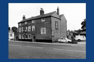 Rose & Crown, High Street, Wimbledon Village