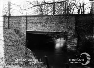 Coombe Bridge, Raynes Park