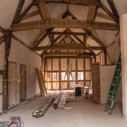 Master's House restoration