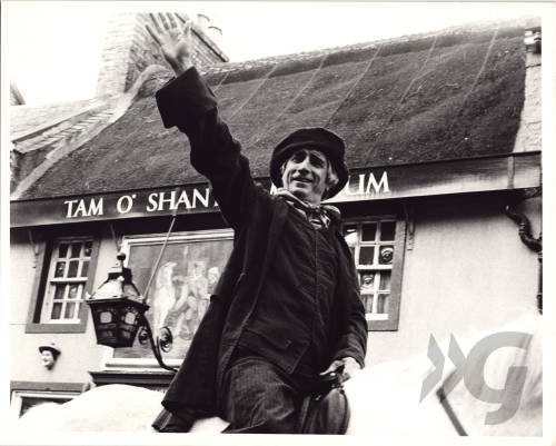 Photograph - Johnny Beattie as Tam O' Shanter