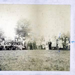 1887 Ross Carnival in celebration of Victoria's Jubilee
