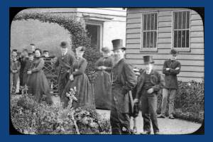 Mitcham Lodge College: Dr.Smith and his students