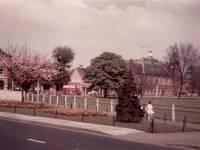 Cricket Green, Mitcham: Vestry Hall