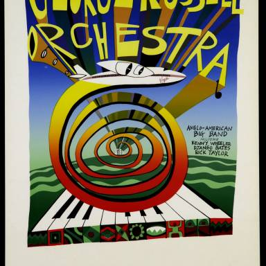 George Russell Orchestra 1986