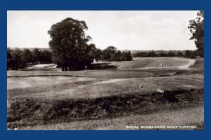 Royal Wimbledon Golf Club, Wimbledon Common