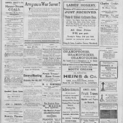 Hereford Journal - November 1917