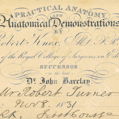 Practical Anatomy & Anatomical Demonstrations