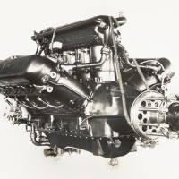 Lion Series VIII engine: Napier