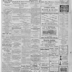 Hereford Journal - 7th September 1918