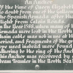 Information Board for the Tyne Lifeboat