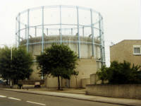 Western Road, Gas Works, Mitcham