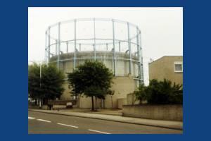 Western Road, Gas Works, Mitcham