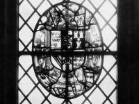 St. Mary's Church, glass window, Wimbledon