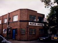 Rapid House, Fortescue Road, Colliers Wood