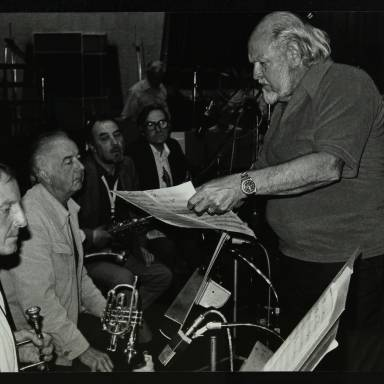Roy Williams, Kenny Baker, Danny Moss, Henry Mackenzie and Billy May (left to right)