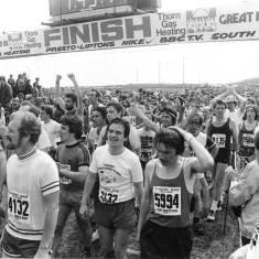 Great North Run 1981