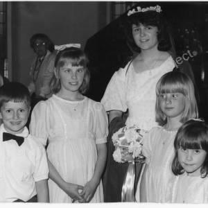 Burncross Methodist Church Chapeltown Sunday School Queen 1980s b