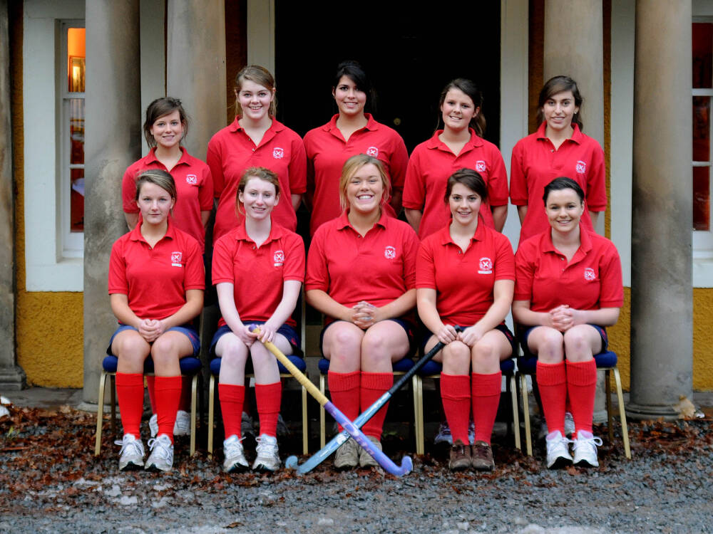 Girls Hockey 2010 U16