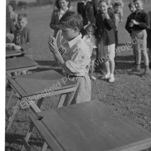 Children's sports and games, Monday 16th July 1951.