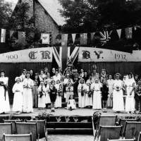 Crosby Pageant in Alexandra Park 1944