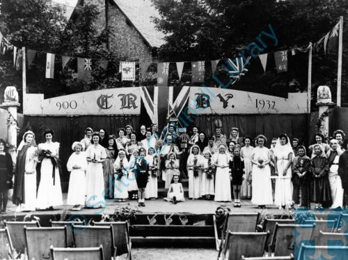 Crosby Pageant in Alexandra Park 1937