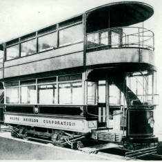 South Shields Corporation Tramways car no. 37