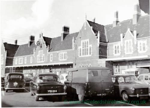 Hereford Railway Station, Hereford