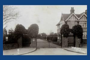 The  Cemetery, Wimbledon: