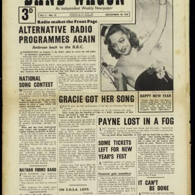 Vol.1 No.12 30 December 1939