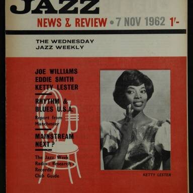 Jazz News and Review