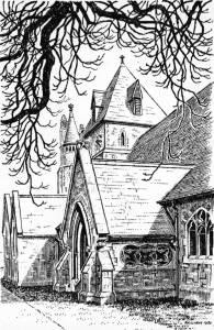 Christ Church, Copse Hill, Wimbledon