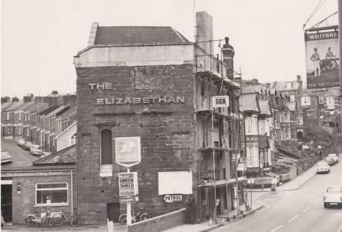Larkbeare House, photograph, 1976, Exeter