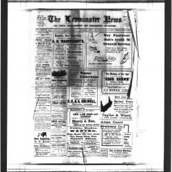Leominster News - November 1917