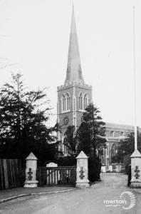 St. Mary's Church, Wimbledon
