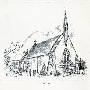 Tretire, Church of St Mary