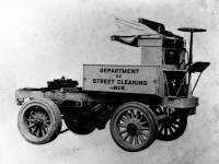 Street Cleaning Vehicle