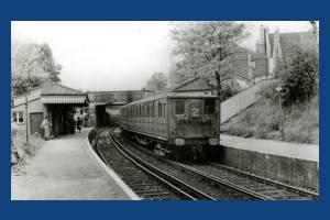 Mitcham Station