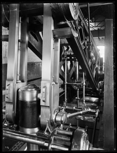 Battersea beam engine