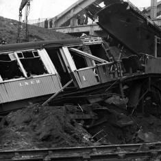 Bomb Damage near Studley Bridge