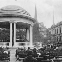 Southport Bandstand Municipal Gardens