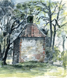 The Canons, Mitcham: Dovecote