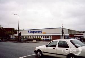 Sleepeezee, 61 Morden Road